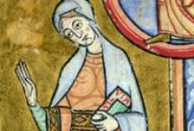 Visual inspiration - 12th century / Visual inspiration for my practice-based research