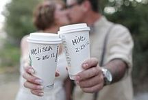 Coffee themed Wedding/Party