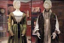 Historical Clothing 16th century