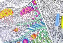 Education - Art - Colouring & Drawing