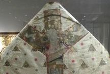 Medieval Paraments / Medieval ecclesiastical textiles