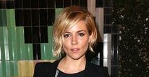 My muse - Sienna Miller / Celebrating the million times Sienna Miller got it absolutely spot on!