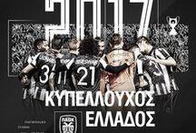 Greek Cup Winners 2016-17