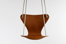 hanging & chairs / by Megan Novy