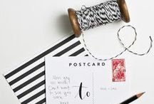 for the love of paper / by Audrey Woollen | Urbanic Paper