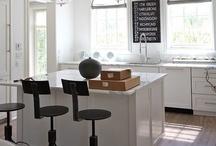 white & kitchens