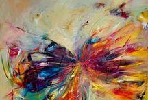 Art I like / I am inspired by art / by Anita Posey Sisson