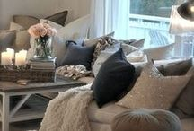 decorate / decorating ideas, fun projects for your home, and other inspiring spaces and photographs / by Heather Davis