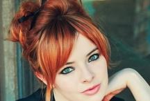 Hairstyles / by Sara Janssen