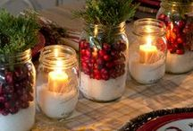 Pretties for Your Table / Seasonal decor for your table. Centerpieces, place settings, and more!  / by Littleton Food Co-op