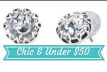 Stella & Dot | Chic & Under $50 / Our favorite under $50 finds / by Stella & Dot