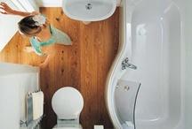 small bathroom / by Megan Novy