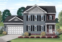 Two-Story Homes / Be a floor above the rest.
