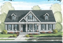 Cape Cod Homes / The middle child.
