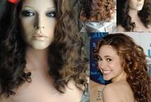 Hair and Hair Jewelry / by rivkasmom