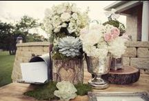Rustic Wedding / by Alex Woolard