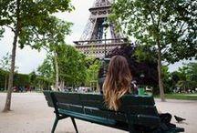 Paris, mon amour / by Diana Centea
