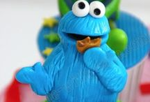 """I'M A COOKIE MONSTER!!!"" / .....brownies & blondies too!!! / by Karen Johnson"