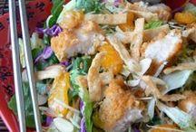 recipes - soups, salads, sandwiches