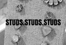 Studs. Studs. Studs. / Hello, Stud Muffin! The options are endless when it comes to these gorgeous studs!  / by Stella & Dot