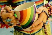 All I want is... tea! / Tea is liquid wisdom. / by Zoe