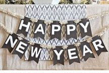 New Year's Printables / by Laura (Organizing Junkie)