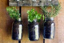 Glass & Jars Crafts