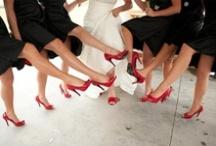 Bridesmaid/MOH Ideas / by Amanda Lane
