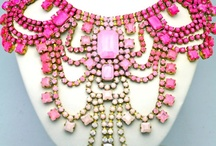 Modern Costume Jewelry / by rivkasmom