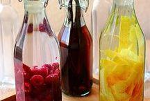 recipes - condiments, jam, sauce, etc.