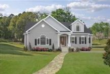 The Chesapeake / This former Ritz-Craft model home delivers a real WOW factor.