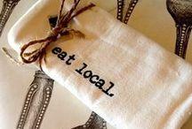 Eat Local, Buy Local / Eat Local. Buy Local. Think Global.  / by Littleton Food Co-op