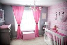 Baby Room Ideas / by Amanda Lane