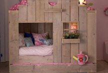 Home: Nursery/Kids Rooms / by Mollie