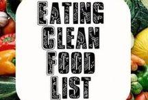 Healthy & Low-Cal Foods / by Amanda Lane