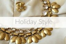 Holiday Style / Get winter outfit inspiration by real women who love Stella & Dot just as much as you do!