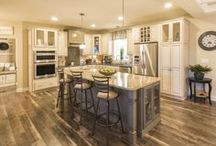 The Shelton Creek / This is Ritz-Craft's newest model home - residing at our Hamlet, North Carolina facility. Repin your favorites!
