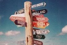 Oh, the places you'll go ...  / There's no better time than now to plan a trip. Be adventurous ~  / by Littleton Food Co-op