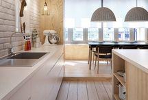 Kitchen / by Caroline de la Ronde