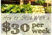 On a Budget / Tips, recipes, and ideas for saving on your grocery bill. Follow and SAVE!  / by Littleton Food Co-op