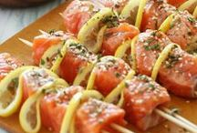 Gifts from the Sea / Seafood grilling tips, marinades, recipes and more! / by Littleton Food Co-op