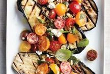 Summer Grilling Recipes / Everything from steak to tofu and grilled fruit recipes. / by Littleton Food Co-op