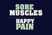 This week's workouts / by Sara Janssen