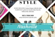 Stella & Dot | Nashville / Looking for some fresh style inspiration? The Stella & Dot team tapped Susie DeSantos, Hollywood costume designer for the hit show Nashville, to style some modern country looks that feel  right at home in Music City. Shop Susie's picks and watch your favorite characters rocking your favorite jewels Nashville this season on ABC.  / by Stella & Dot