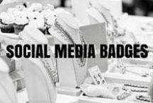 Social Media Badges / by Stella & Dot