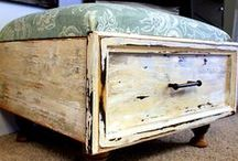 Upcycle: Furniture Edition / by Heather Hermann