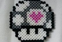 Perler/Hama Beads / by Heather Hermann