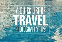 For The Traveling Photographer / by HAUSOFCOLOR