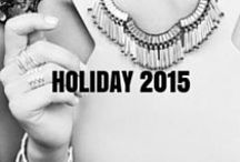 Holiday 2015 / Our Holiday Collection is now live on the site! Check it out here: http://www.stelladot.com/shop/en_us/whats-new/new-arrivals / by Stella & Dot