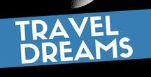 Travel | Dream List / Destinations I will go to if I win the lottery! $$$$ (hmmm too bad I don't play ;)